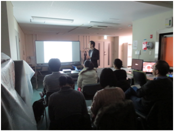 fMRI seminar held on 12, 13 Feb