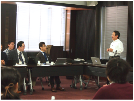 Kokoro science lecture held on March 4-6th.