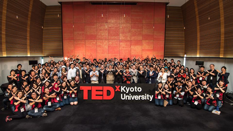 Associate Prof. Kumagai Presented TEDx Talk on Achieving Happiness through Wisdom