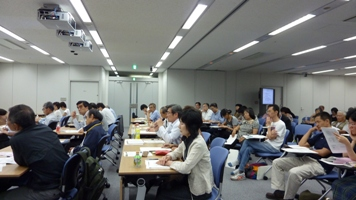 Prof. Sakiko Yoshikawa gave a lecture at seminar series of Kyoto University Institutes and Centers (KUIC)