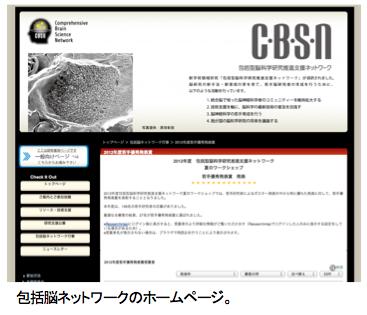 田中暁生教務補佐員が包括脳ネットワーク夏のワークショップで若手優秀発表賞を受賞しました