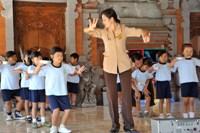 インドネシア共和国ウブドゥ村において国際ワークショップとフィールドワークを行いました。