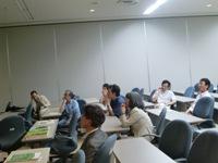 第1回人間・環境学研究科・こころの未来研究センター交流会が開催されました