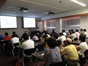 第1回「進化と文化とこころ」研究会が開催されました。