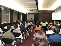 第7回こころの広場「聞くことの本質 -プロカウンセラーの聞く技術-」が開催されました。