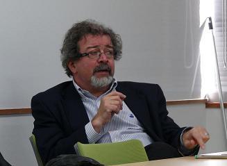 Israel Liberzon先生の講演会が行われました。