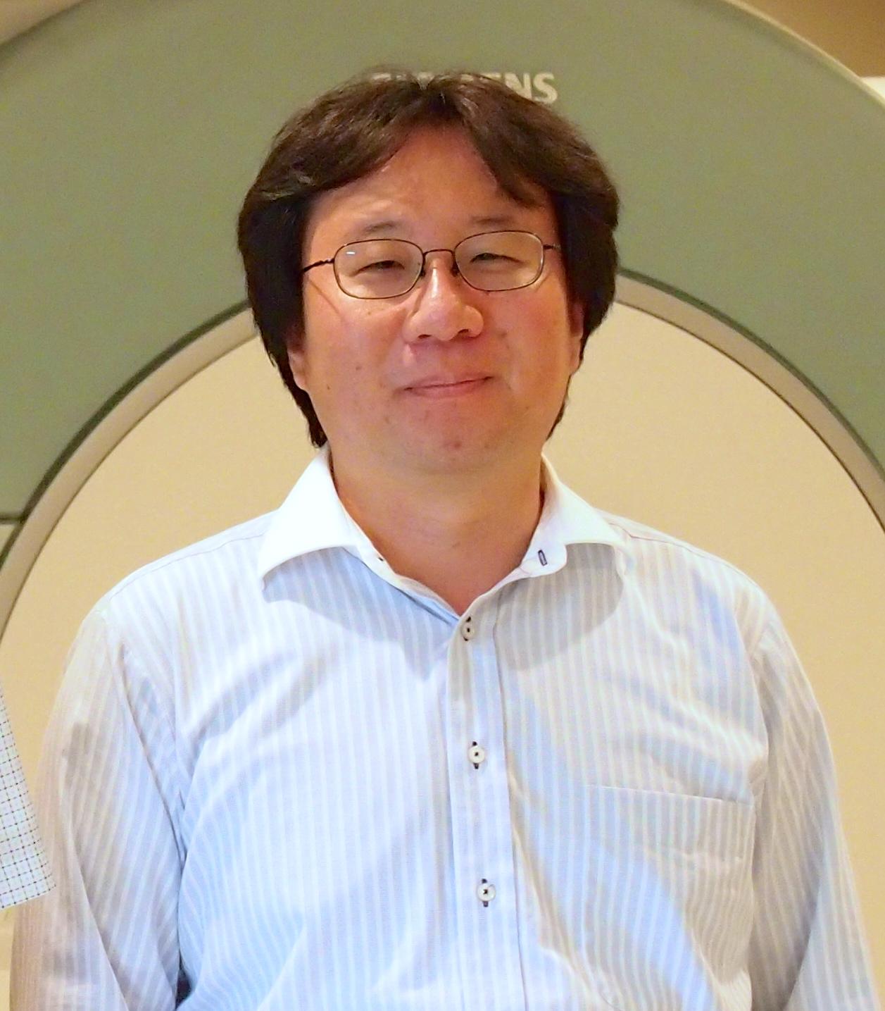 中井研究員が第40回日本磁気共鳴医学会大会 学術奨励賞を受賞しました