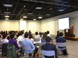 河合教授が日本箱庭療法学会・日本ユング派分析家協会合同震災対策ワーキンググループの研修会「震災とこころのケア」で講演しました