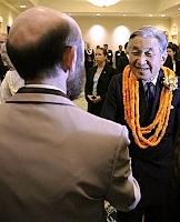 ベッカー教授が「ラルフ・ホンダ特別功労賞」を受賞しました(7月15日)