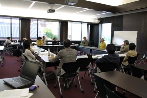 2009年度 第1回こころ観研究会を開催しました。