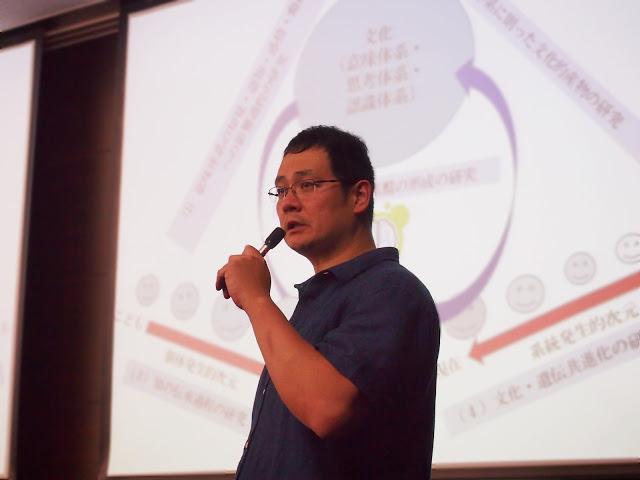 増田准教授(アルバータ大学)の講演会がデザイン学大学院連携プログラムで開催されました