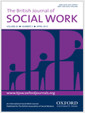 "The paper ""Social Workers Can Use Sense of Coherence to Predict Burnout of End-of-Life Care-Givers (Research Report from Japan)"" by Prof. Becker was published in British Journal of Social Work"