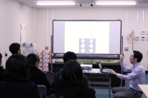 群馬県立太田東高校の生徒さん20名がセンターを訪問しました