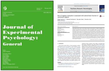 柳澤助教、阿部准教授の論文が『Journal of Experimental Psychology: General』に掲載されました