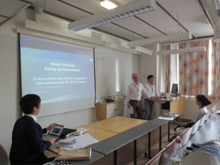 Associate Prof. Kumagai held academic panel in 14th IATS's Conference at the University of Bergen