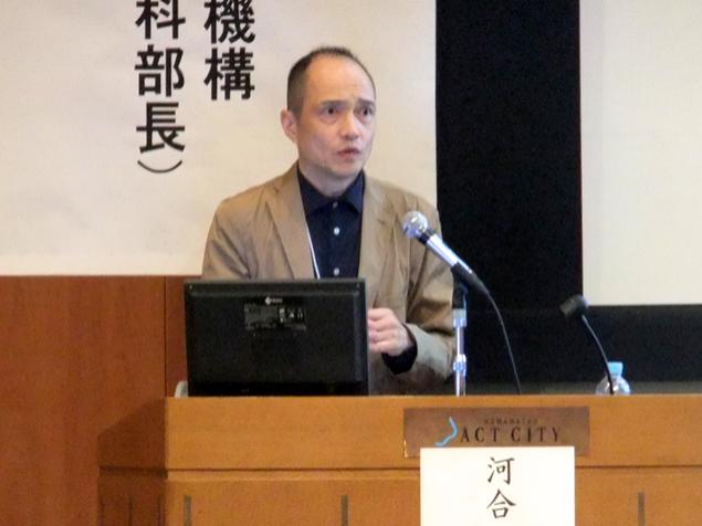 第39回日本精神病理学会大会で河合教授が講演しました