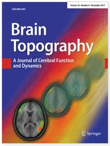 Paper by Dr. Sato et. al. Published in Brain Topography