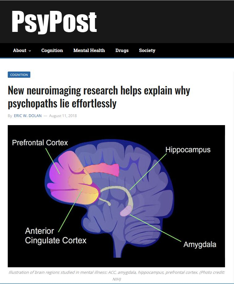 Research by Dr. Abe et al. Reported on <span>PsyPost</span>