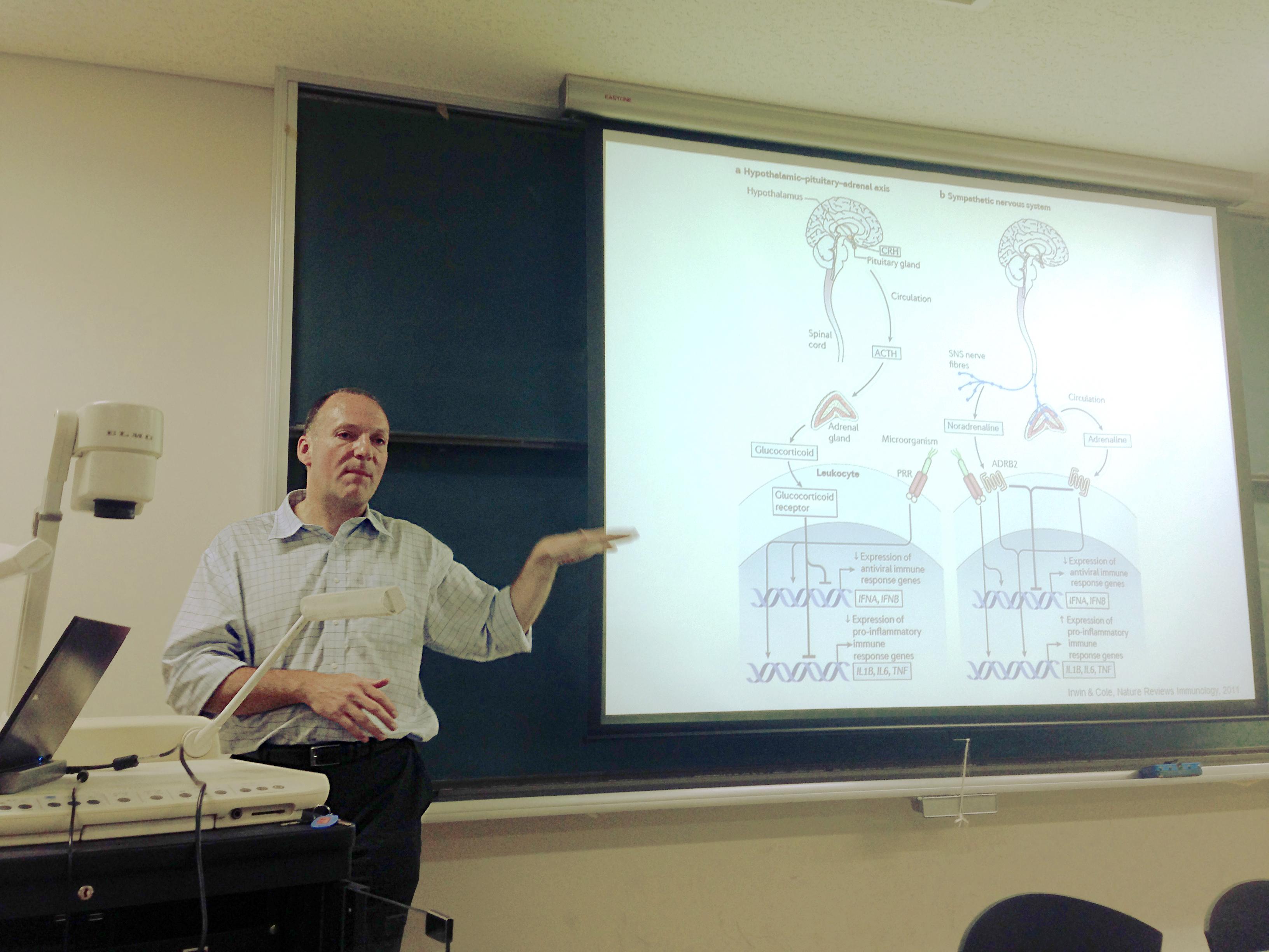 UCLAのCole教授によるセミナーが開催されました