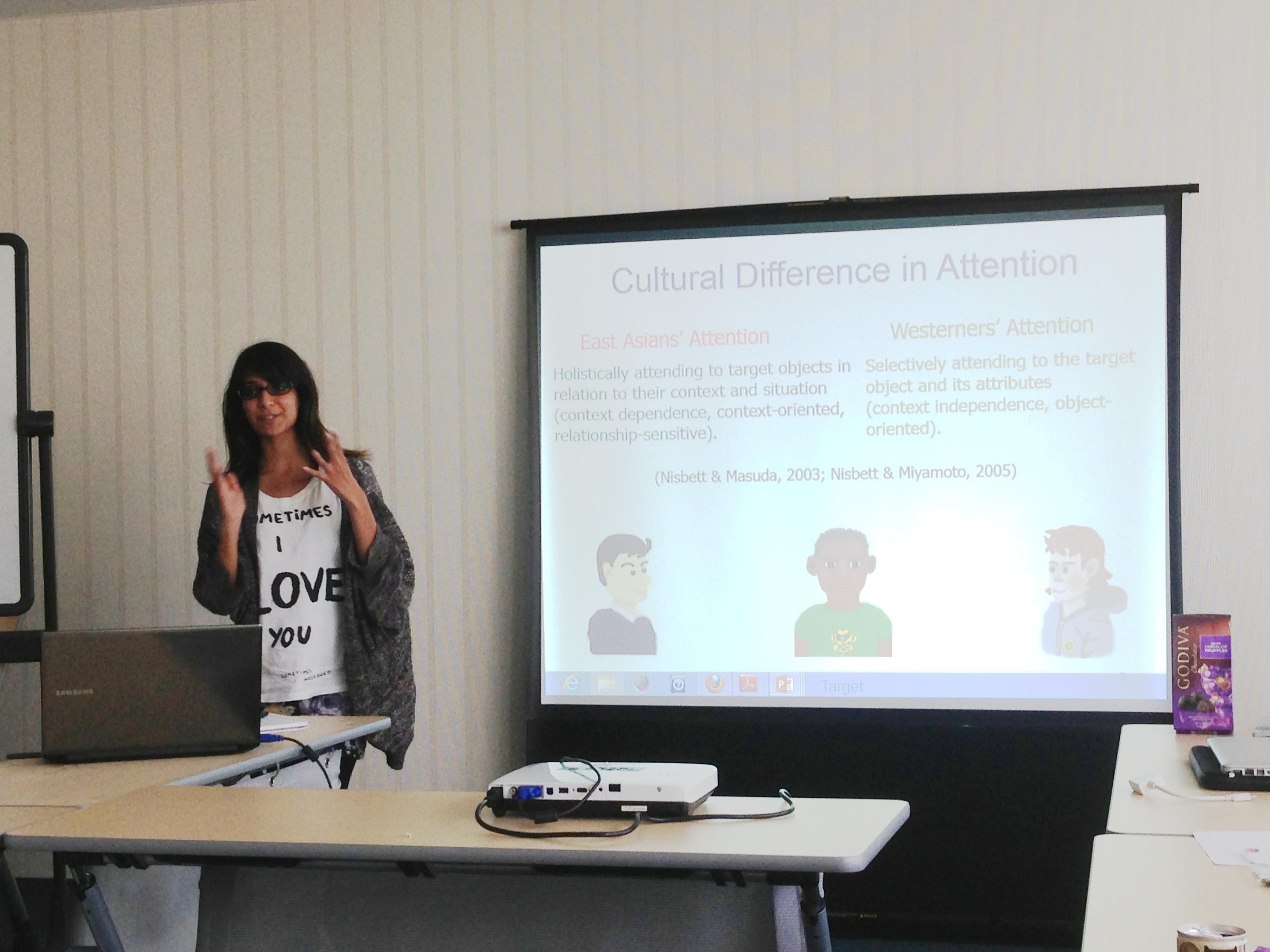 アルバータ大学(カナダ)大学院生との合同セミナーを行いました