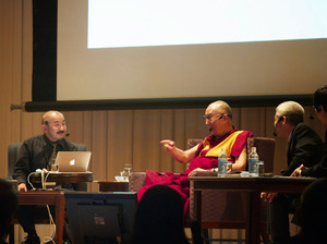 The International Colloquium: Mapping the Mind was co-organized by the Kokoro Research Center (Kyoto University) and the Mind & Life Institute (USA) and convened in the presence of His Holiness the 14th Dalai Lama.