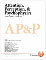 "Assistant Prof. Ueda's new paper published in ""Attention, Perception, & Psychophysics"""