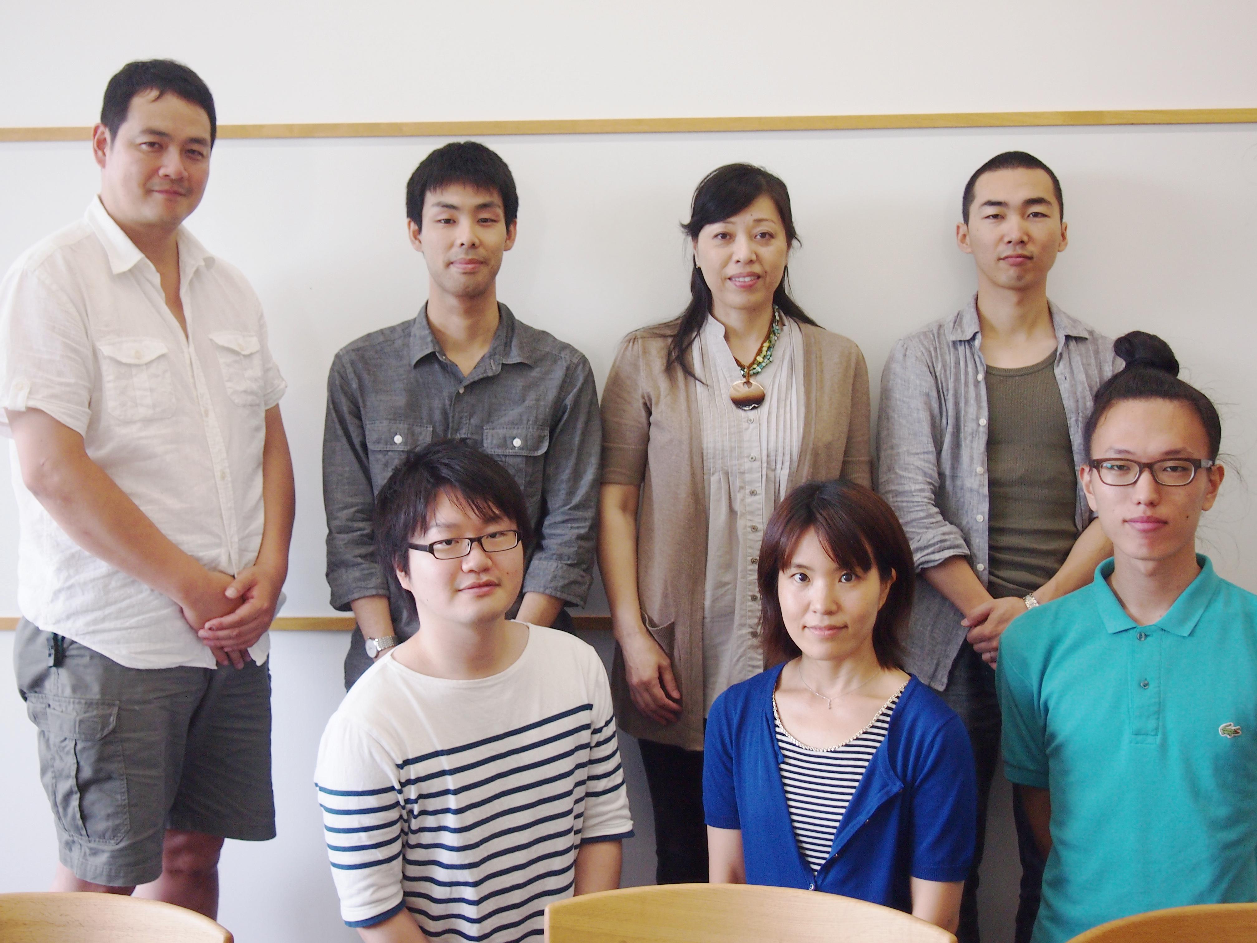 今田先生(イギリス・Brunel大学講師)が研究報告会を実施しました