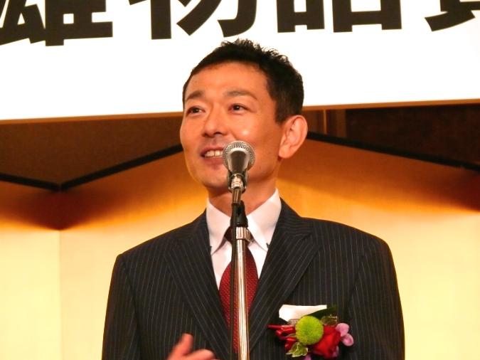 第四回河合隼雄物語賞・学芸賞授賞式・授賞パーティーが開催されました