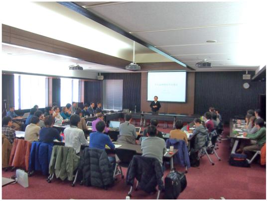2013年度こころの科学集中レクチャーを開催しました