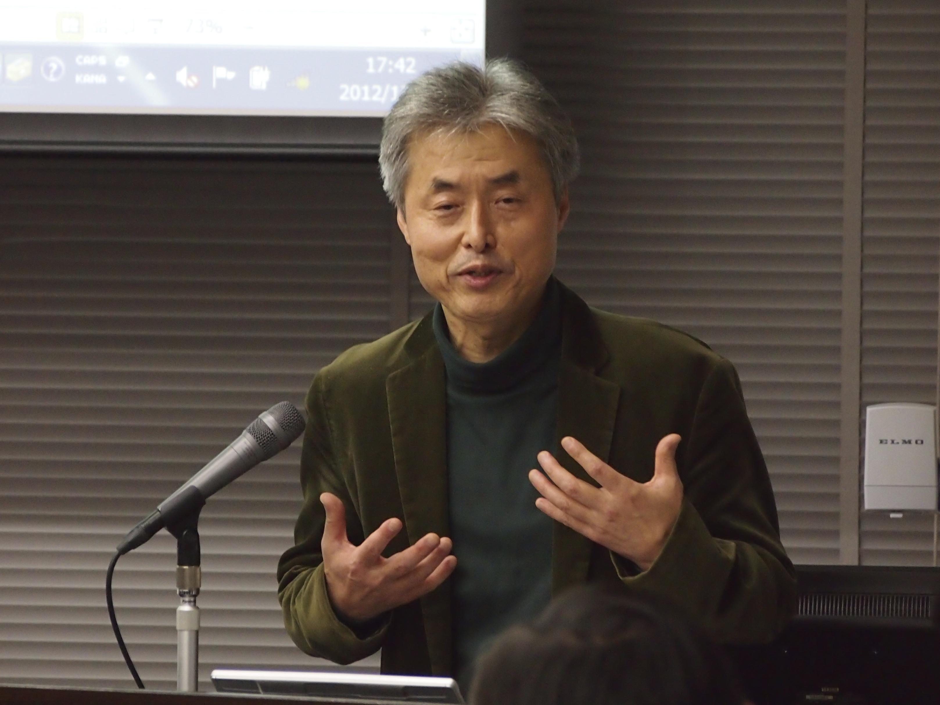 鎌田教授が品川セミナーで講演します(3月6日開催)