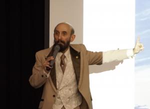 カール ベッカー教授 退職記念講演会「日本人の死生観」を開催しました