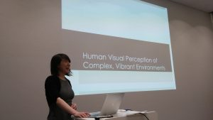 Dr. Allison Yamanashi-Leib (UC Berkeley) Gave a Lecture
