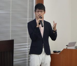 KRC Cognitive Science Seminar was held on August 08, 2019