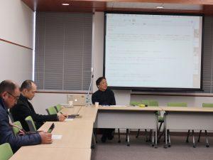 2019年第2回こころ研究会でメディアアーティストの藤幡正樹氏が発表を行いました