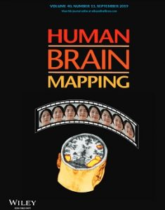 A Paper by Associate Professor Wataru Sato et al. appears on the cover of the journal Human Brain Mapping.