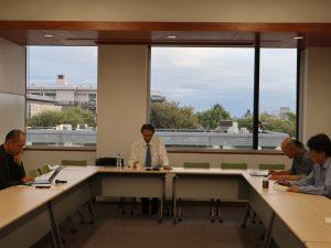 2019年第6回こころ研究会で西垣通教授が発表を行いました