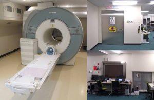 SIEMENS社製3T-MRI装置「Magnetom Verio」