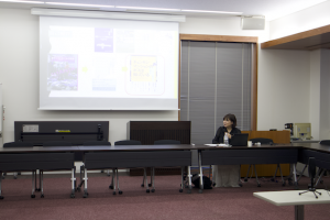 2020年第2回こころ研究会で小川さやか教授が発表を行いました