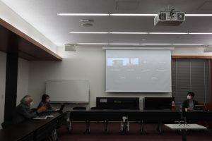 Prof. Seiji Kumagai Presents at the Fifth Workshop for the 2020 Kyoto Kokoro Initiative