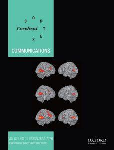 阿部准教授・中井講師らの共著論文が『Cerebral Cortex Communications』に出版されました