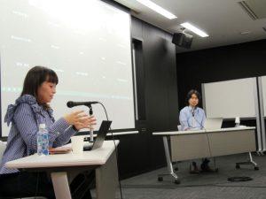 第11回ふれデミックカフェに畑中千紘特定講師・中山真孝特定助教が登壇しました