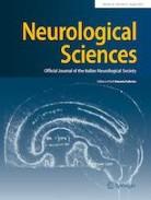 阿部准教授らの共著論文が『Neurological Sciences』に出版されました